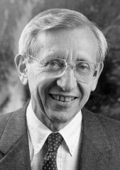 Richard Cyert, Sixth President of Carnegie-Mellon University (1977-1990)